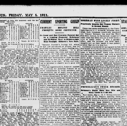 The Sun New York Ny 1833 1916 May 05 1911 Page 7 Image 7