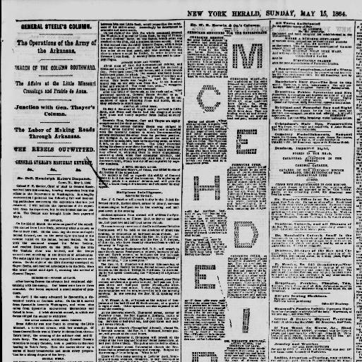 0a54733a391 The New York herald. (New York  N.Y. ) 1840-1920