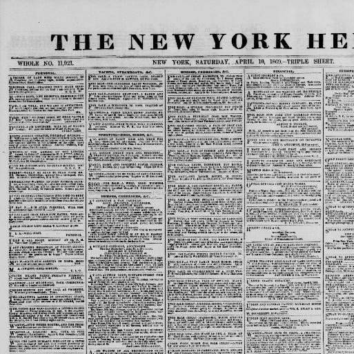 The New York herald  (New York [N Y ]) 1840-1920, April 10