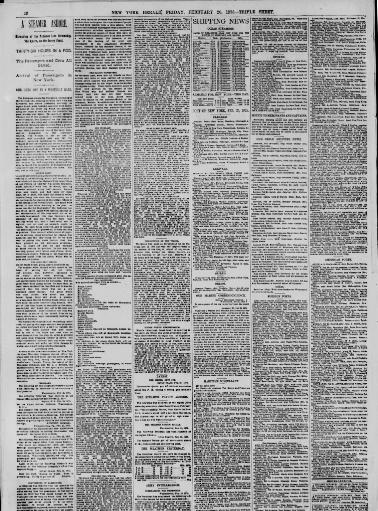 The New York herald  (New York [N Y ]) 1840-1920, February 26, 1875
