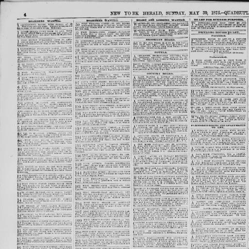 The New York herald. (New York [N.Y.]) 1840-1920, May 30, 1875, Page ...