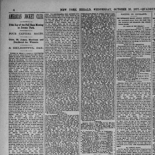 The New York herald  (New York [N Y ]) 1840-1920, October 10
