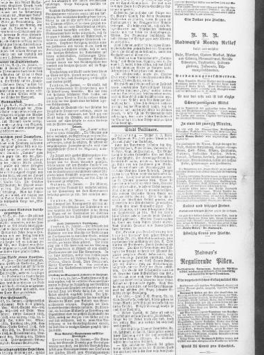 Der Deutsche correspondent. (Baltimore, Md.) 1841-1918, January 26 ...
