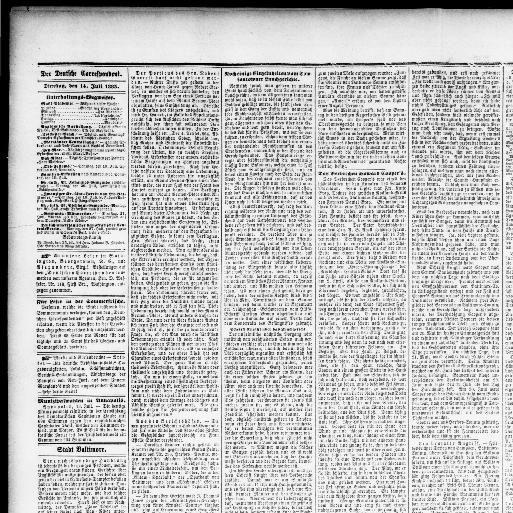 03694fe4b3a Der Deutsche correspondent. (Baltimore, Md.) 1841-1918, July 14, 1885,  Image 4 « Chronicling America « Library of Congress