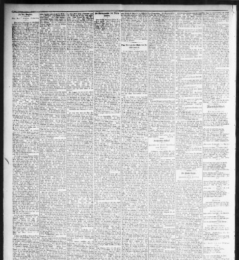 Der Deutsche Correspondent. (Baltimore, Md.) 1841 1918, August 28, 1898,  Der Sonntags Correspondent., Image 12 « Chronicling America « Library Of  Congress