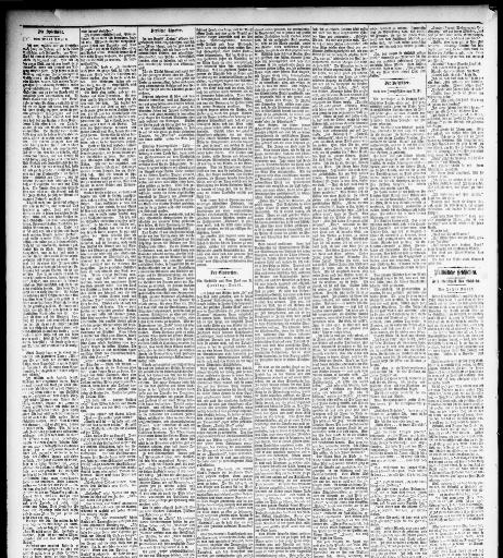 Der Deutsche correspondent. (Baltimore, Md.) 1841-1918, October 22 ...