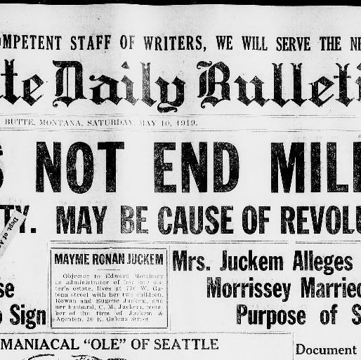 The Butte daily bulletin  (Butte, Mont ) 1918-1921, May 10