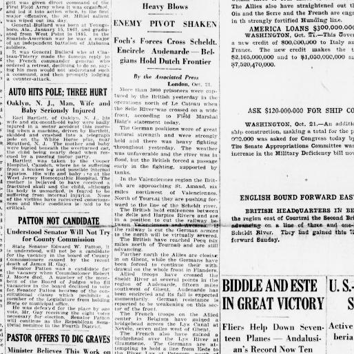 Evening public ledger  (Philadelphia [Pa ]) 1914-1942
