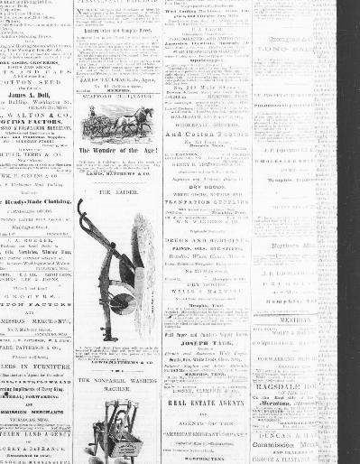 The Daily Mississippi Clarion Jackson Miss 1866 1866 April 05