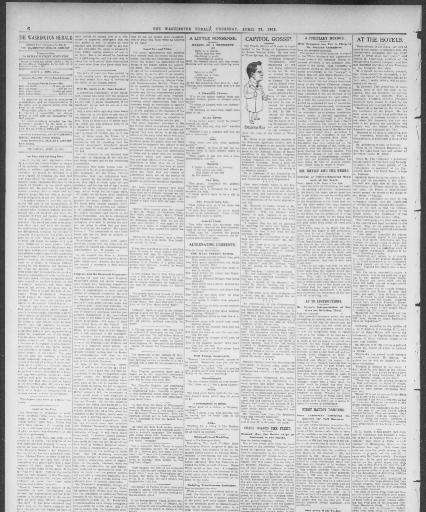 The Washington herald  (Washington, D C ) 1906-1939, April