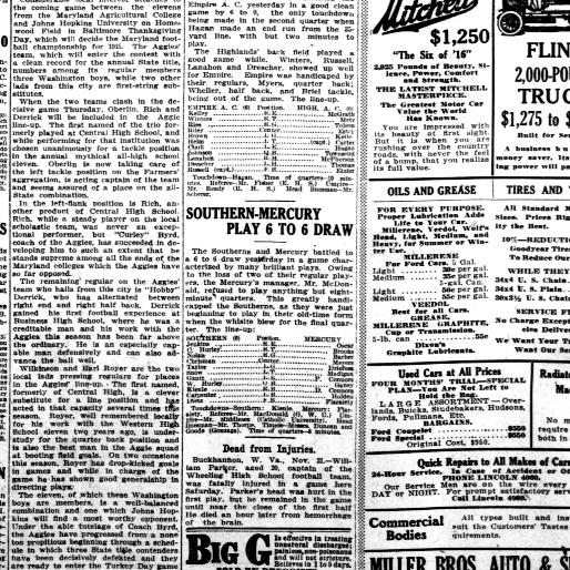The Washington Herald Washington D C 1906 1939 November 22
