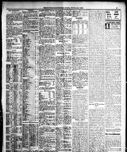 Tägliches Cincinnatier volksblatt  [volume] (Cincinnati [Ohio]) 1885