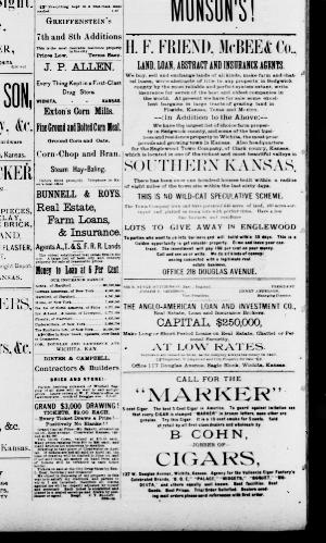 Wichita daily eagle  (Wichita, Kan ) 1884-1886, March 11
