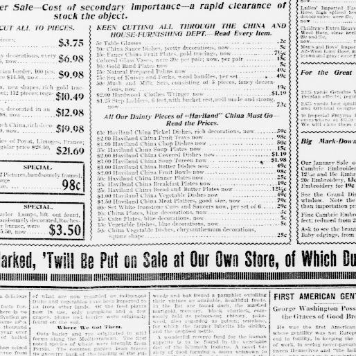 The St  Louis Republic  (St  Louis, Mo ) 1888-1919, January