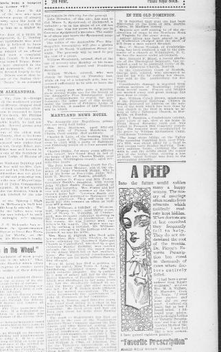 9fa53aa8 The evening times., June 18, 1901, Page 3, Image 3. About The evening  times. (Washington, D.C.) 1895-1902