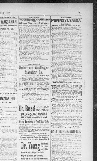 The evening times  (Washington, D C ) 1895-1902, December 19