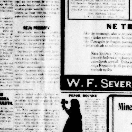 Narodni vestnik = National herald  (Duluth, Minn ) 1912-????, June