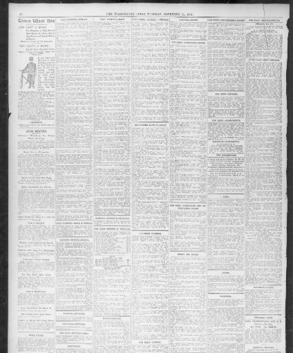 The Washington times  (Washington [D C ]) 1902-1939, November 15