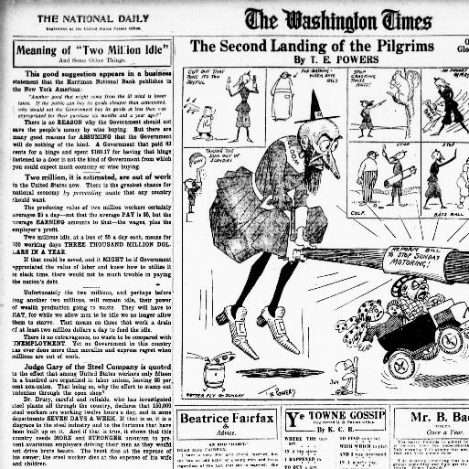 the washington times washington d c 1902 1939 december 07 Eldora Ski Map the washington times washington d c 1902 1939 december 07 1920 final edition image 20 chronicling america library of congress