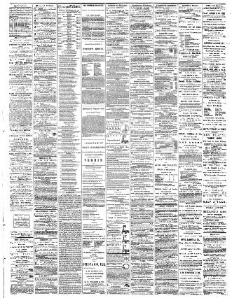 Chicago daily tribune. [volume] (Chicago, Ill.) 1860-1864, November ...