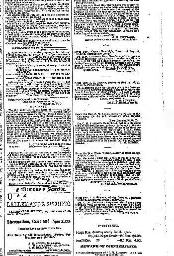Chicago daily tribune  [volume] (Chicago, Ill ) 1860-1864, May 04