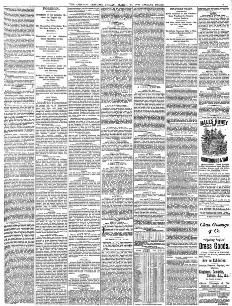 ac567c5255587f Chicago daily tribune., March 11, 1881, Page 5, Image 5. About Chicago  daily tribune. (Chicago, Ill.) 1872-1963