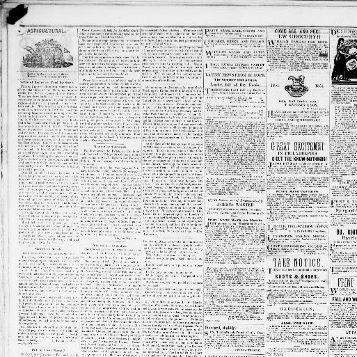 Belmont chronicle  (St  Clairsville, Ohio) 1855-1973