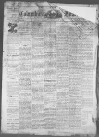 Thumbnail for the May 8, 1874 edition of the Columbus Index