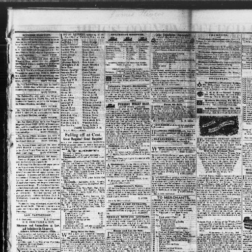 Meigs County telegraph  (Pomeroy [Ohio]) 1848-1859, July 10, 1851