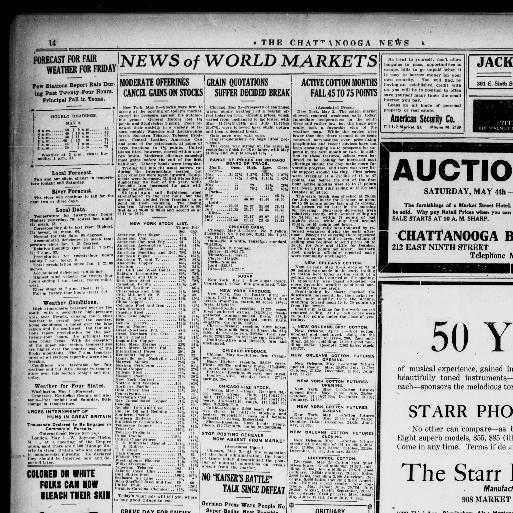 The Chattanooga news  (Chattanooga, Tenn ) 1891-1939, May 03