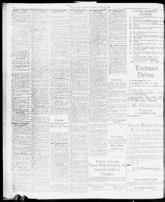 The Morning Tulsa daily world  (Tulsa, Okla ) 1919-1927