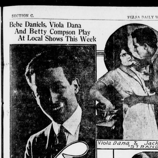 d4258ed083b5 The Morning Tulsa daily world. (Tulsa, Okla.) 1919-1927, January 29, 1922,  FINAL EDITION, SECTION C, Page 3, Image 41 « Chronicling America « Library  of ...