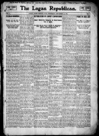 Thumbnail for the Sept. 10, 1902 edition of the The Logan Republican