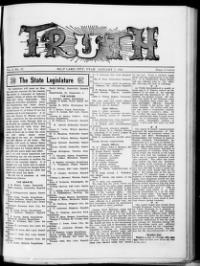 Thumbnail for the Jan. 7, 1905 edition of the Truth