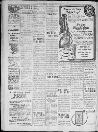 Thumbnail for the Aug. 16, 1910 edition of the The Evening Standard