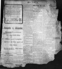 Thumbnail for the Dec.11, 1902 edition of the The Daily Telegram