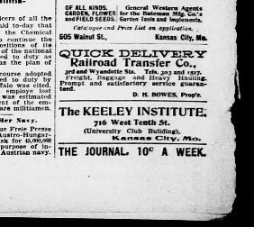 c21fe6867b3f8 Kansas City journal., March 31, 1898, Image 6. About Kansas City journal.  (Kansas City, Mo.) 1897-1928