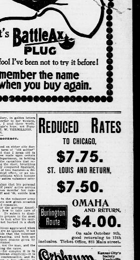 Kansas City journal  (Kansas City, Mo ) 1897-1928, October