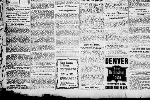 Kansas City journal  (Kansas City, Mo ) 1897-1928, March 27, 1899