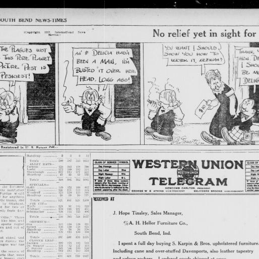 South Bend news-times  (South Bend, Ind ) 1913-1938, January
