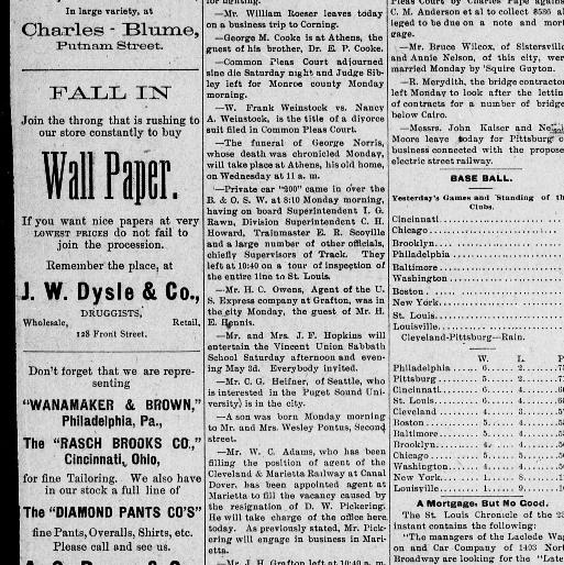Marietta daily leader  (Marietta, Ohio) 1895-1906, April 28