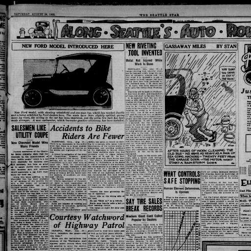 The Seattle star  (Seattle, Wash ) 1899-1947, August 26, 1922, Page