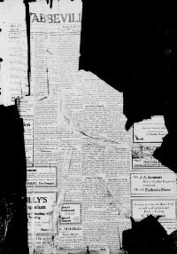 Thumbnail for the Mar. 1, 1913 edition of the Abbeville Progress