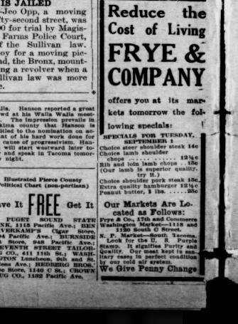 The Tacoma Times Tacoma Wash 1903 1949 August 31 1914 Page 8