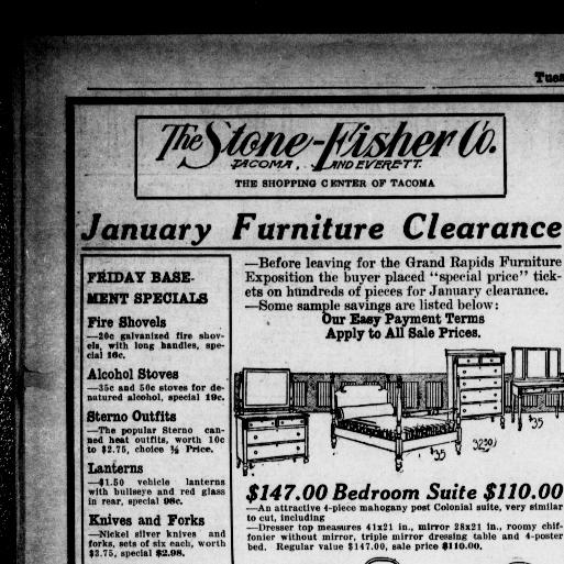 The Tacoma times  (Tacoma, Wash ) 1903-1949, January 15