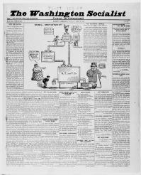 Thumbnail for the Apr. 16, 1914 edition of the The Washington Socialist