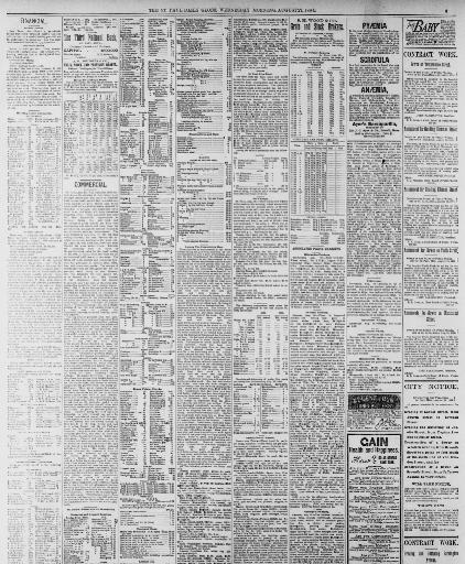 St  Paul daily globe  (Saint Paul, Minn ) 1884-1896, August 27, 1884