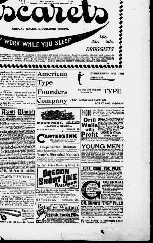 Union gazette corvallis benton county or 1899 1900 november union gazette november 17 1899 image 4 about union gazette corvallis benton county or 1899 1900 thecheapjerseys Choice Image