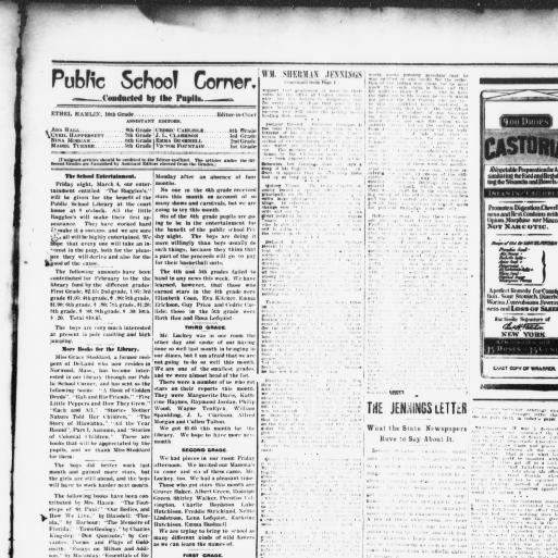 The DeLand weekly news  (DeLand, Fla ) 1887-190?, March 04, 1904
