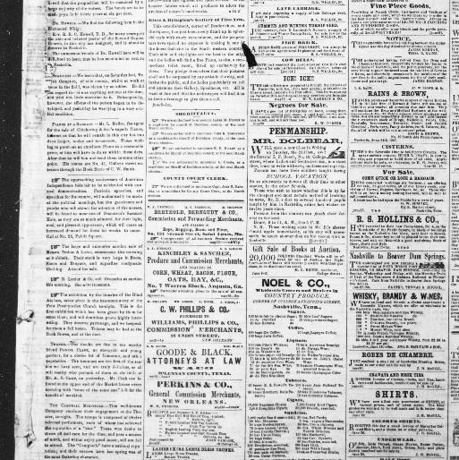 Daily Nashville patriot  (Nashville, Tenn ) 1857-1858, June 30, 1857